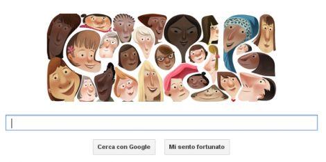 doodle festa donna