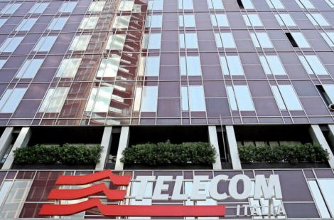 telecom italia ristrutturazione