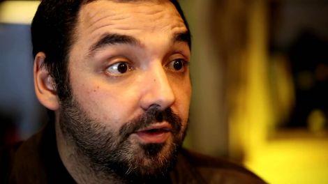 il blogger francese Olivier Laurelli