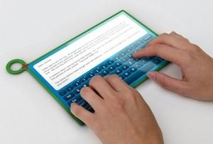 Olpc tablet XO-3 Marvell Moby Armada Negroponte