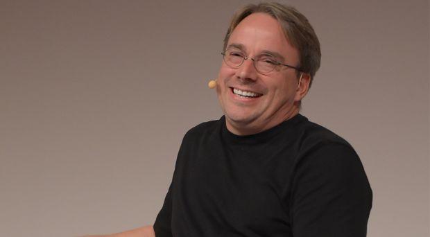 Linus Torvalds ritorna