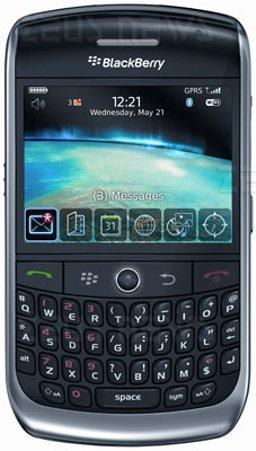 BlackBerry Javelin Curve 8900 senza 3G Bold 9000
