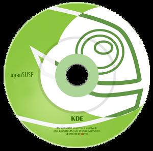 OpenSUSE 11.4 KDE 4.6 Firefox 4 LibreOffice