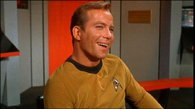 William Shatner Kirk Star Wars vs Star Trek