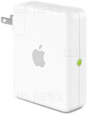 AirPort Express supporta 802.11n
