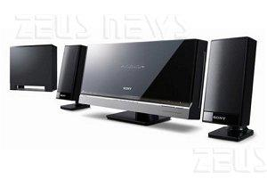 Sony Bravia Dav-F200, surround virtuale e upscalin