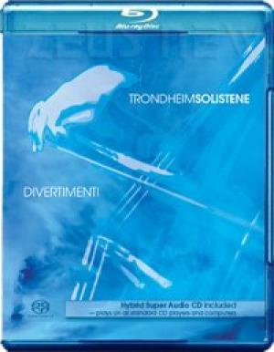 Divertimenti, il primo album in Blu-Ray