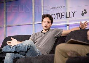 Sergey Brin apre blog Too Blogger Parkinson Google