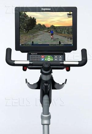 Wii Fit Expresso Bike videogiochi cyclette