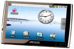 Archos Internet Media Tablet con Google Android