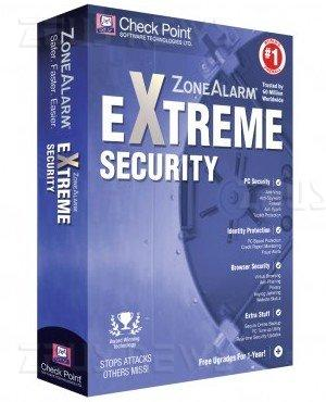 Check Point Zone Labs Zone Alarm Extreme Security