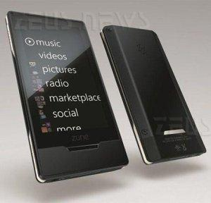 Microsoft Zune HD touchscreen Oled Apple iPod Touc