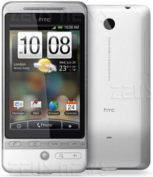 Htc Hero Google Android Adobe Flash
