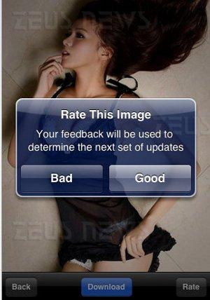 Apple rimuove Hottest Girls App Store iPhone porno