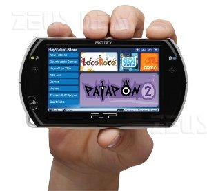 Sony PlayStation Portable cellulare Apple iPhone