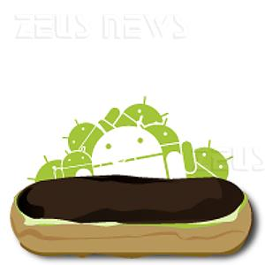 Google Android Eclair 2.0 multitouch