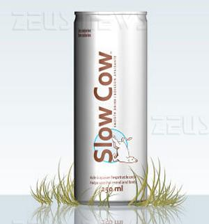 Beveroni antienergetici Slow Cow Red Bull