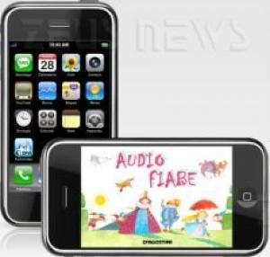 Le fiabe sull\'iPhone