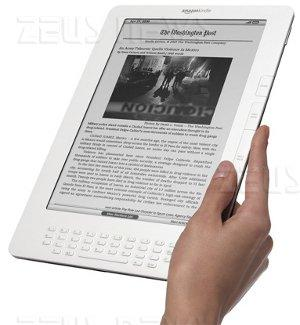Amazon Kindle Apple iPad e-book reader