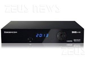 Sagemcom Freeview HD DVR RT190