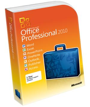 Office 2010 nei negozi web apps