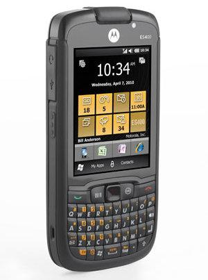 Microsoft Windows Embedded Handheld Motorola ES400
