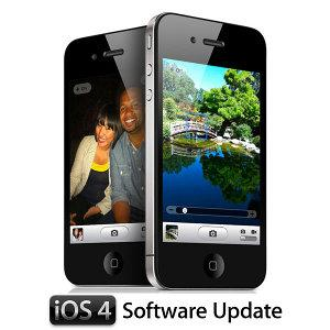 Apple iOS 4 iPhone iPot Touch 2G 3G 3GS update