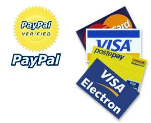 PayPal carta di credito account Guest Payments
