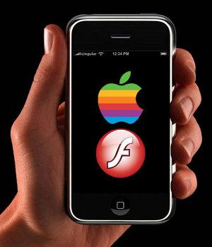 Flash iPhone antitrust UE Commissione europea Fras