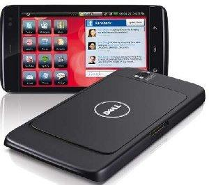 Dell Streak Android 1.6 2.2 tablet smartphone