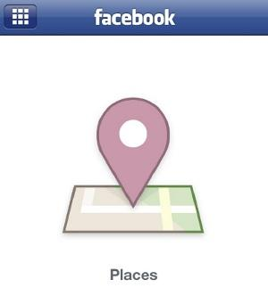 Facebook Places Luoghi Italia privacy GPS