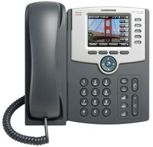Cisco Small Business IP Phone videocamera switch