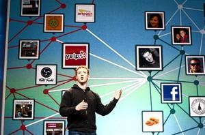 Facebook privacy app farmville wall street journal
