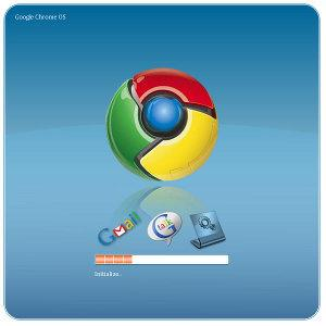 Google Chrome OS novembre Nexus One HP Acer Asus