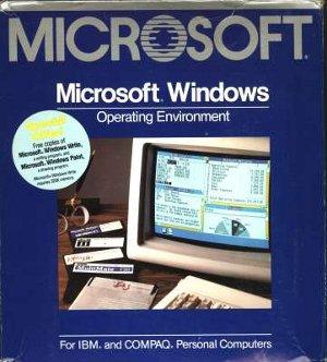 Windows 1.0 25 anni 20 novembre 1985