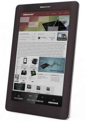 Hanvon e-ink e-book a colori Triton