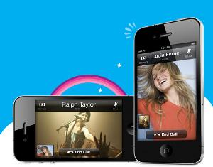 Skype iPhone videochiamata 3G WiFi Apple FaceTime