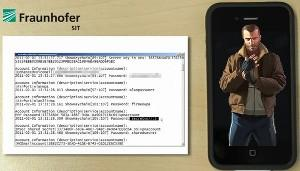 iPhone Fraunhofer SIT exploit sei minuti password