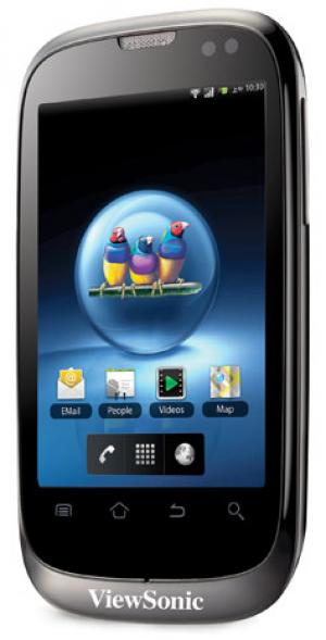 ViewSonic v350 ViewPad 10Pro Oak Trail