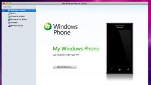 Windows Phone 7 Connector Mac App Store