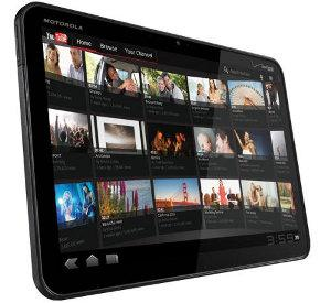 Motorola Xoom senza Adobe Flash in Italia in estat