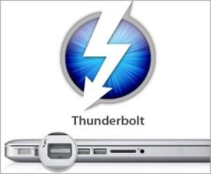 Intel Thunderbolt Apple MacBook Pro 10 Gbit/s