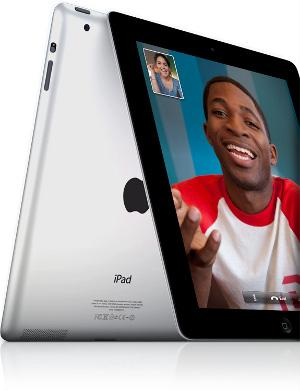 iPad 2 Steve Jobs Smart Cover videocamera frontale