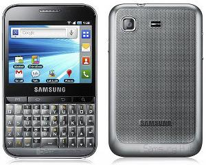 Samsung Galaxy Pro Qwerty Android 2.2 touchscreen