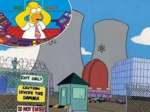 Simpson censura nucleare Fukushima