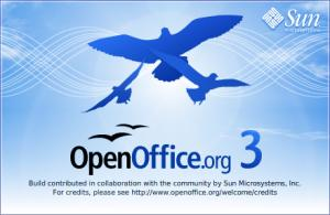 Oracle OpenOffice LibreOffice