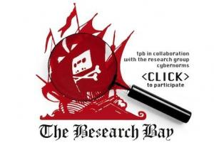 Pirate Bay Research Cybernorms file sharing