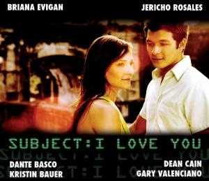 Subject I Love You worm LoveBug LoveLetter film