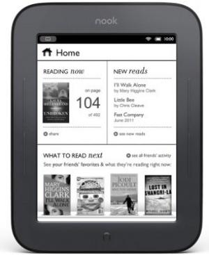 All New Nook Barnes&Noble