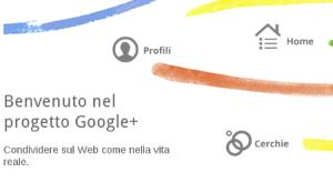 Google+ social network cerchie spunti huddle
